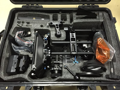 铁头TILTA三代5D3套件跟焦器遮光斗微电影摄像套件