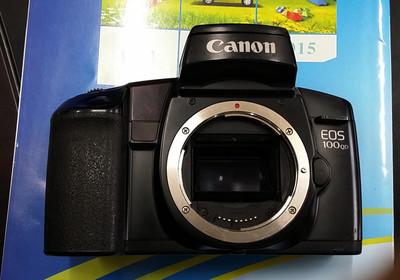 佳能 EOS 100QD胶片相机   200元不包