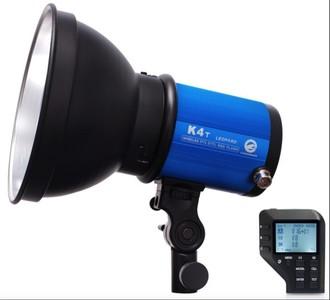 高能K4T(ABC豪华版)400W,外拍灯, 全程8000/1高速同步TTL