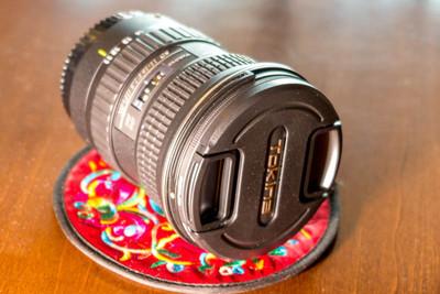 图丽 AF 11-16mm f/2.8 佳能口 I代的