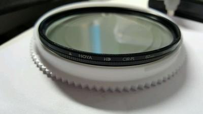 全新HOYA保谷82mm HD CIR一PL偏振镜