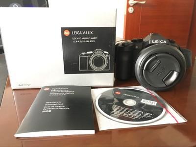 leica/徕卡V-LUX typ114数码相机 原装正品
