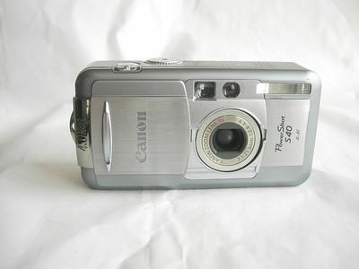 佳能 S40数码相机,1.8大CCD,成像极好