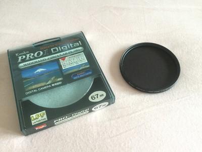 肯高 PRO 1D C-PL(W)圆振镜(67mm)