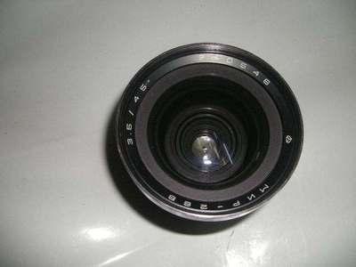 苏联基铺88相机用的 45 f3.5广角定焦镜头可换宾得K3 10-17 EM5II