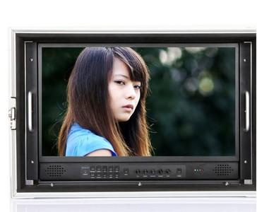 22寸广播级导演监视器,国内最低价,赠送航空箱包邮