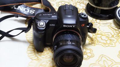 索尼 A450