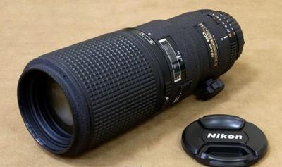 尼康 AF Micro 200mm f/4D IF-ED 200微 200f4