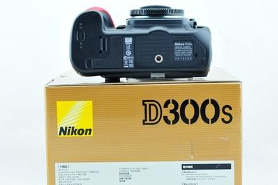 原装日行二手Nikon尼康D300和 D300S单反相机机身超越D7000 D7100
