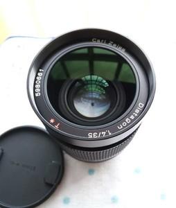 CONTAX 康泰时 Distagon  35/1.4 AEG 35mm f1.4