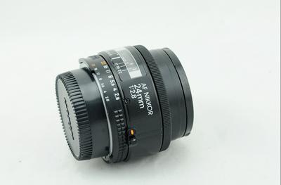 日行尼康二手广角镜头 Nikon AF 24 2.8