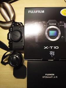 富士 X-T10加 XF35 1.4镜头
