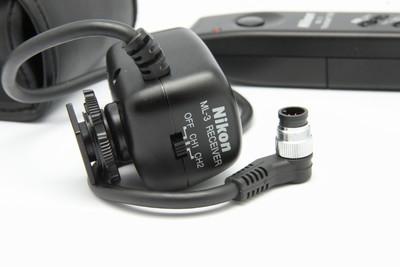 尼康全新正品ML-3遥控快门线