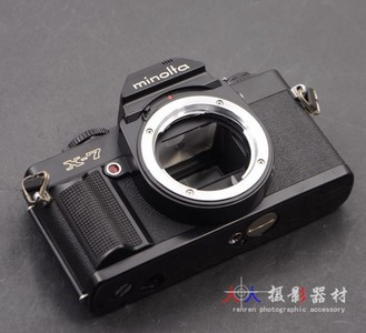 MINOLTA 美能达 相机 X-7 X7 经典135 胶片单反相机