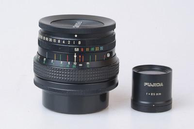 富士 FUJI GL690 BL690 用 65MM F5.6镜头+取景器   65/5.6镜头