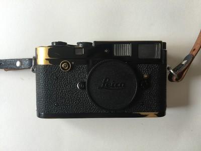 Leica M2 repaint