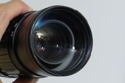 爱展能 安琴 ANGENIEUX 70-210 F3.5 R口 镜片非常好,成像优异