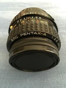 宾得Pentax SMC A28 2.8 全幅半自动镜头 赠送cpl镜