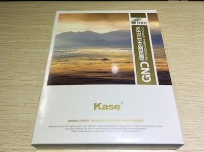卡色kase 100系列 100x150 方形插片软、硬、反向、减光滤镜均有
