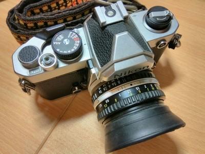Nikon FM 50 1.8 套机