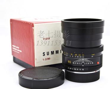 Leica/徕卡 Summicron R 90/2 30开头 C00500