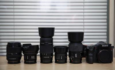 索尼 75-300mm f/4.5-5.6(SAL75300)