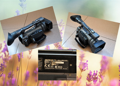 索尼 HDR-FX7E