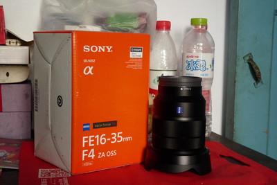 索尼 Vario-Tessar T* FE16-35mm f/4 ZA OSS(SEL1635Z)