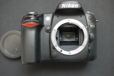 尼康 NIKON D80 单反数码相机 机身