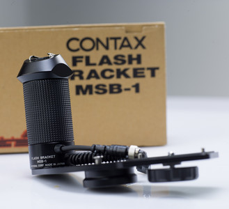 未使用 Contax 645 MSB-1 闪光灯左手手柄