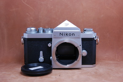 Nikon 大F 收藏成色