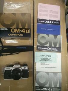 奥林巴斯旗舰单反OM-4T