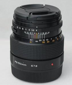 博朗妮卡6X6中画幅镜头 150/4