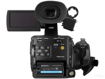 公司设备升级紧急出售正在使用中的索尼 PMW-EX1R  1台