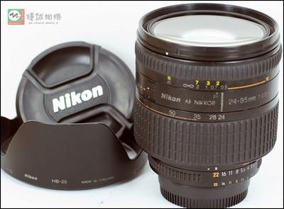 尼康 AF24-85mmF2.8 D AF24-85/2.8-4D镜头 编号508561