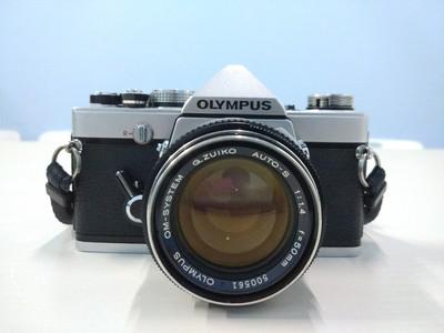 自用85新Olympus OM-1配50mm F1.4镜头