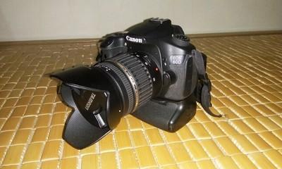 出售自用佳能 60D,含镜头及手柄