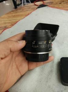 Leica Elmarit-R 28 mm f/ 2.8(莱卡R口改成尼康口