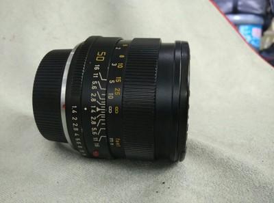 Leica Summilux-R 50 mm f/ 1.4(已改尼康口)