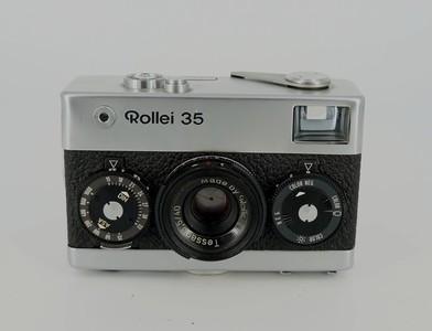 禄莱ROLLEI 35 TESSAR 40mm/F3.5 135旁轴相机