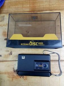 柯达disc6000早期碟片式相机