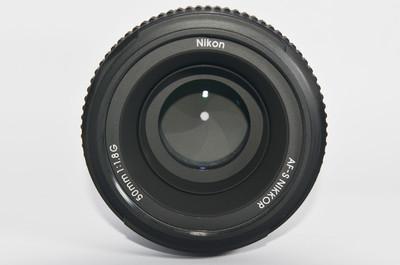 尼康 AF-S NIKKOR 50mm f/1.8G(特别版)