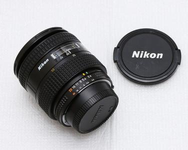 尼康24-50mmF3.3-4.5变焦镜头