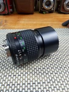 美能达135mm 镜头2.8