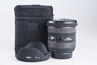 95新 适马 10-20mm f/4.0-5.6 EX DC HSM(尼康卡口)