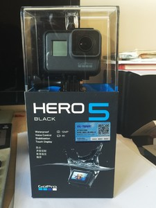 全新 GoPro HERO 5 Black 运动摄像机