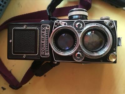 禄来 Rolleiflex 2.8E