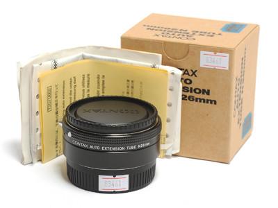 康泰时/Contax N26mm 自动近摄接环 26mm   *如新连盒*