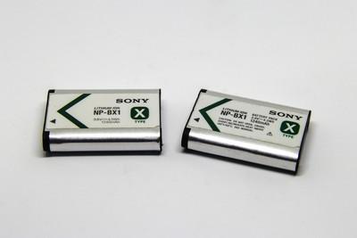 索尼原装 NP-BX1 电池 ,RX1R1、2原装电池