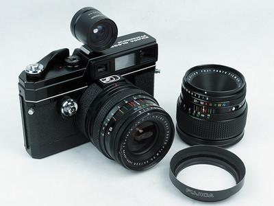 富士/ FUJI GL690机身 + 65/5.6 +取景器+100/3.5镜头  极美品!